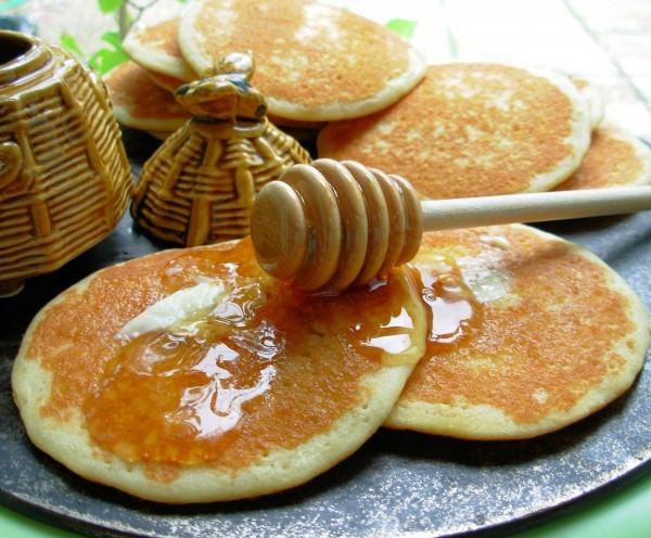 Scotland: Scotch or Scottish Pancakes