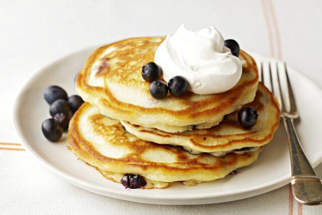 US & Canada Buttermilk Pancakes