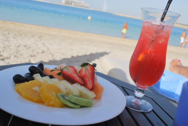 What's Best to Eat on the Beach