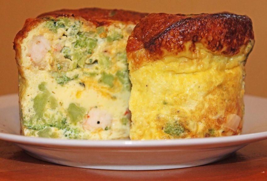 Bake your Omelet