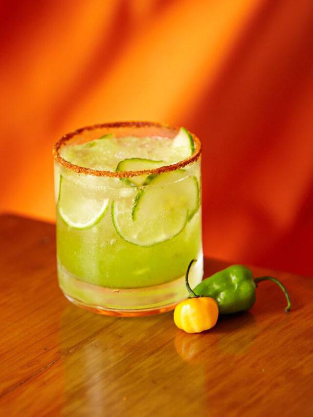 Habanero Margarita