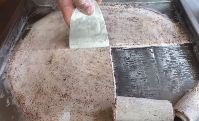 Freeze Paint Scrapers
